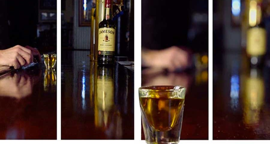 jameson anuncio tercera dimension 3d instagram