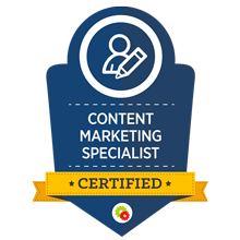 certificado en marketing de contenidos